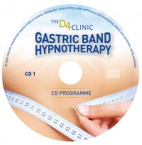 Gastric Band Hypnosis CD