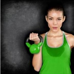 Using Kettlebells To Get In Shape